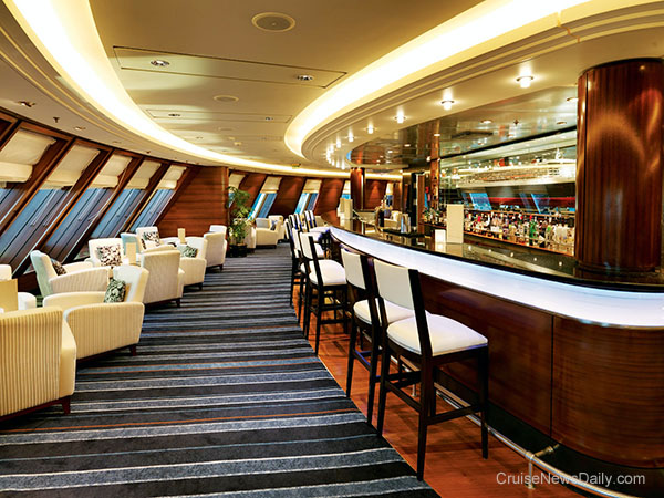 Cnd S Cruiseblogger Refurbished Queen Mary 2 Returns To