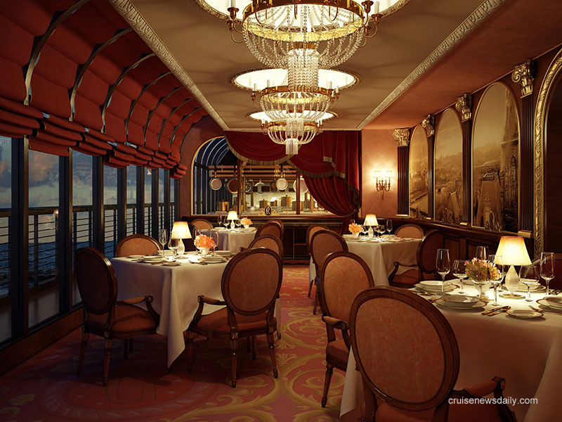 CND Newsfile Upscale French Restaurant To Top Disney Magic