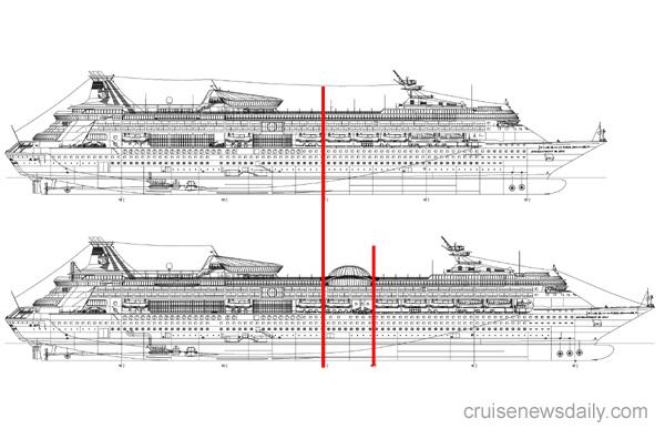 Cruise Ship Blueprints : Carnival cruise ship blueprints new youmailr